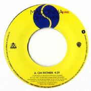 "OH FATHER - UK PROMO 7"" VINYL W0326LC"